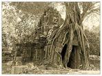 Ta Som - Siem Reap, Kambodscha