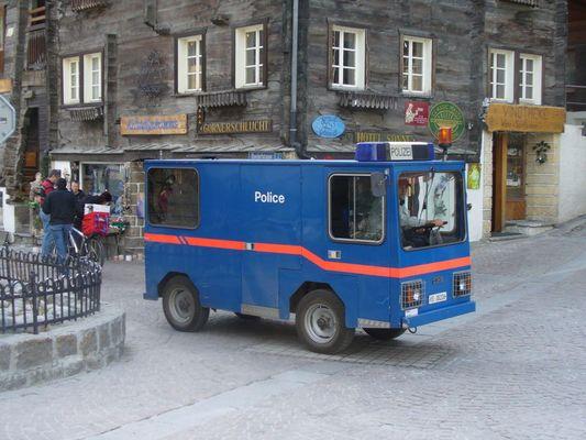 Ta Tü Ta Ta die Polizei ist da
