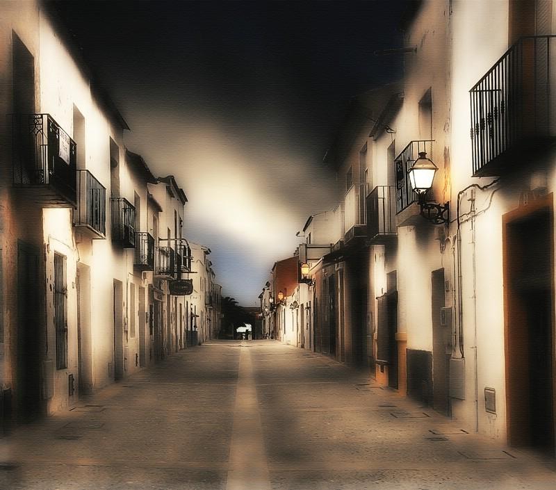 Tabarca-Calle Mayor