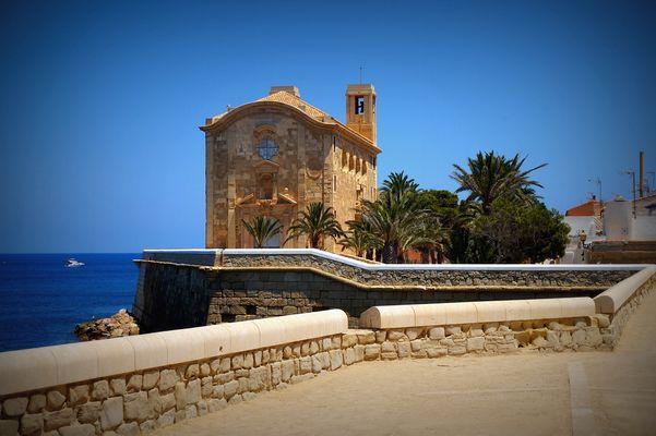Tabarca church