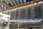 tabella di partenza e arrivi di FRANCOFORTE - AEROPORTO