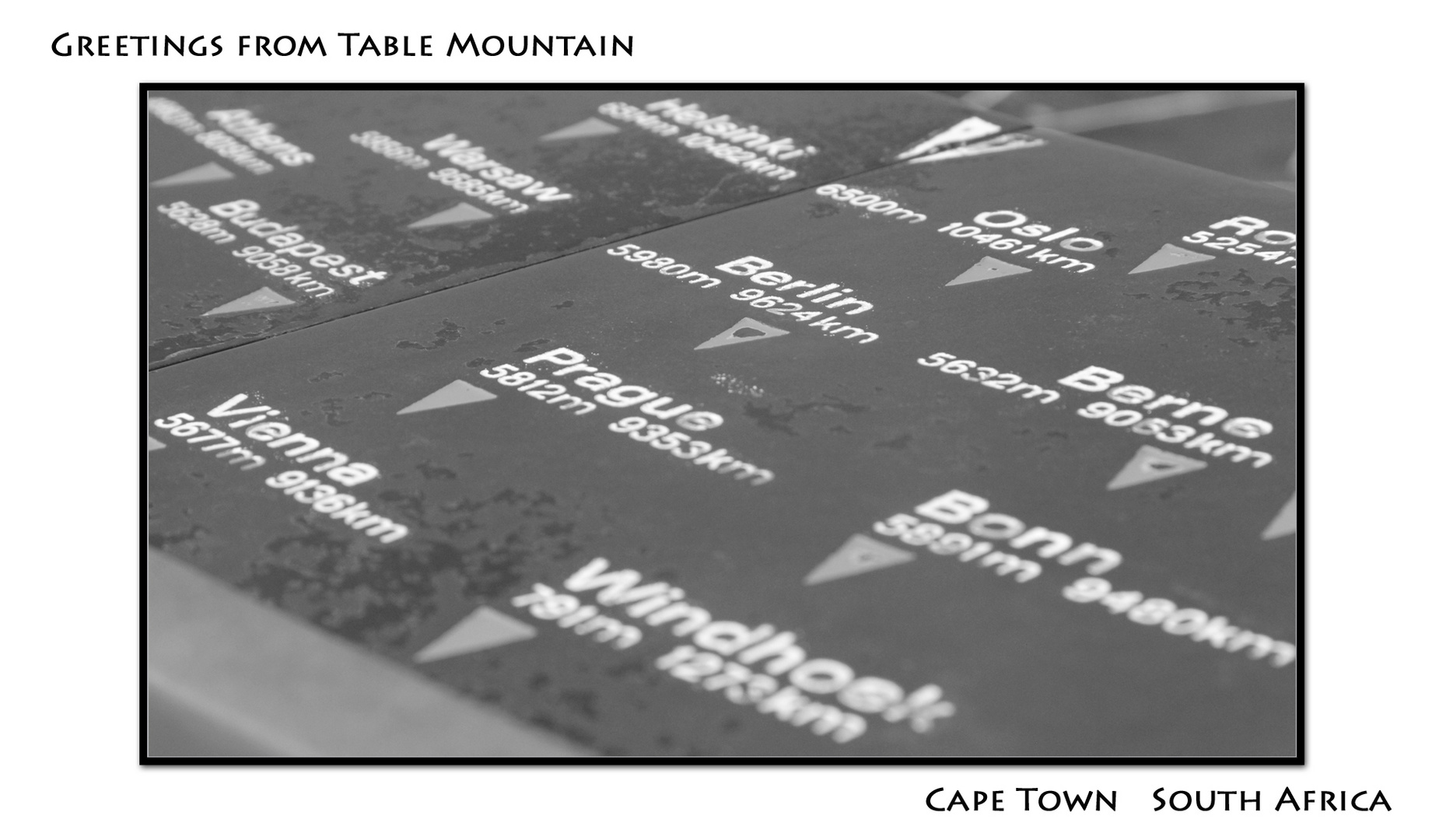 Table Mountain High