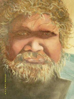 Tableau : Aborigène