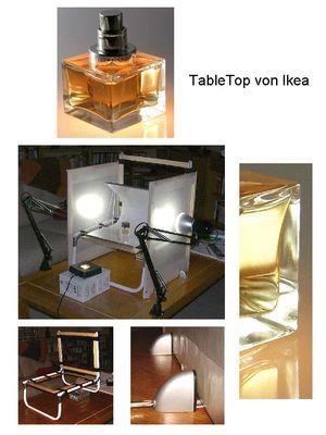 TableTop von Ikea