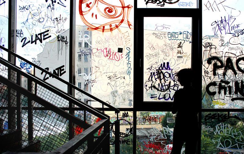 tacheles, 08/07 berlin