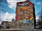 """ Tacheles "" - die Kunstruine in Berlin-Mitte ( 1 )"