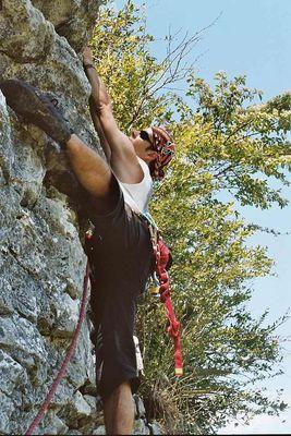 Tackling the rock