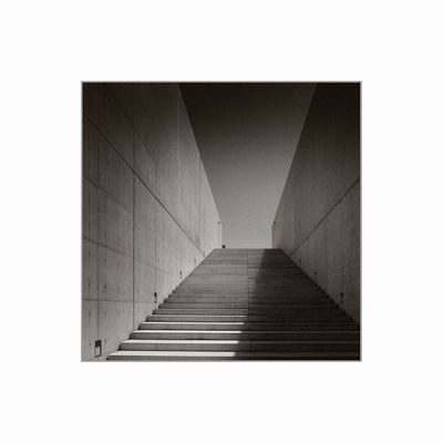 Tadao Ando - Stairway to heaven