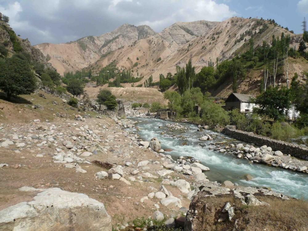Tadjikistan, Warsob