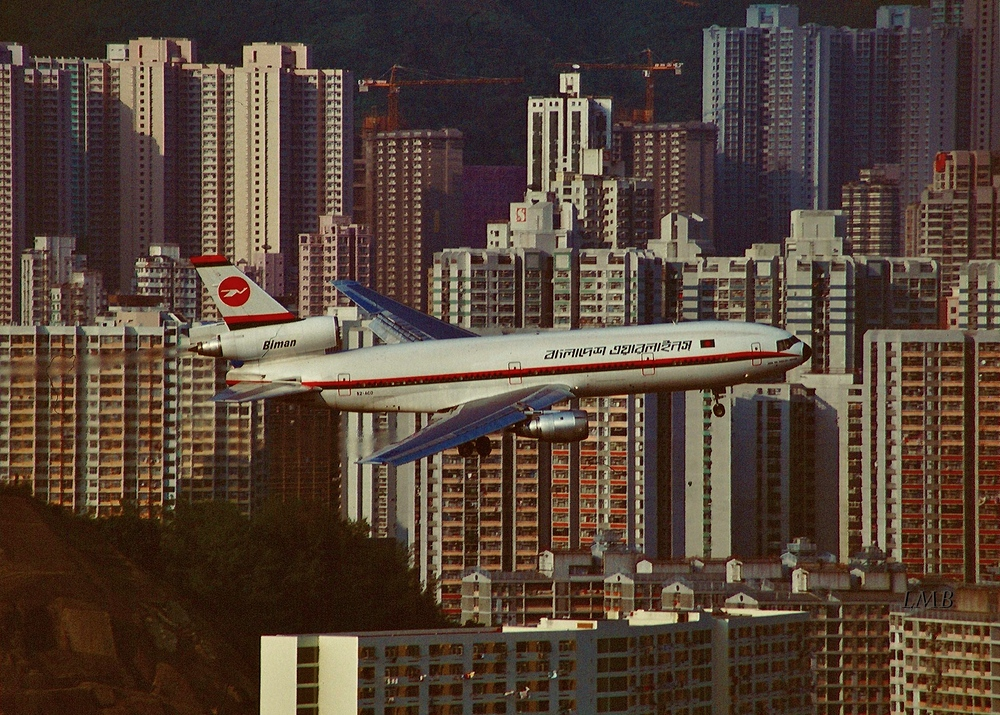Täglicher Flug nach HKG