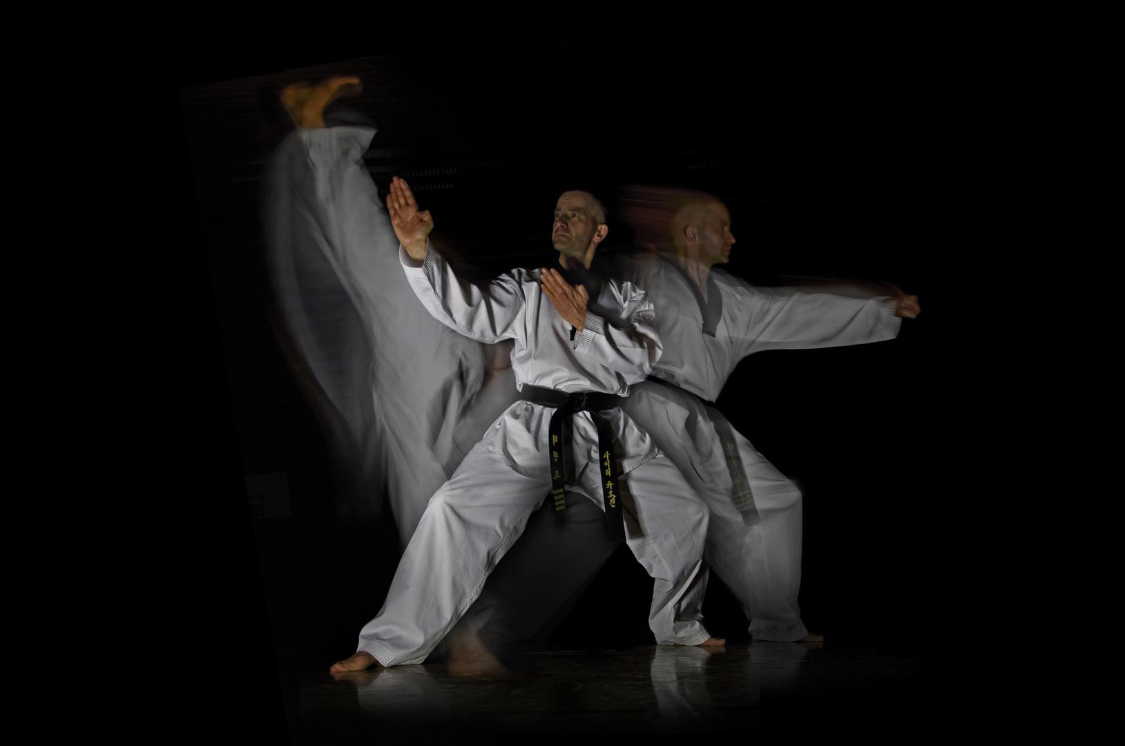 - Taekwondo -