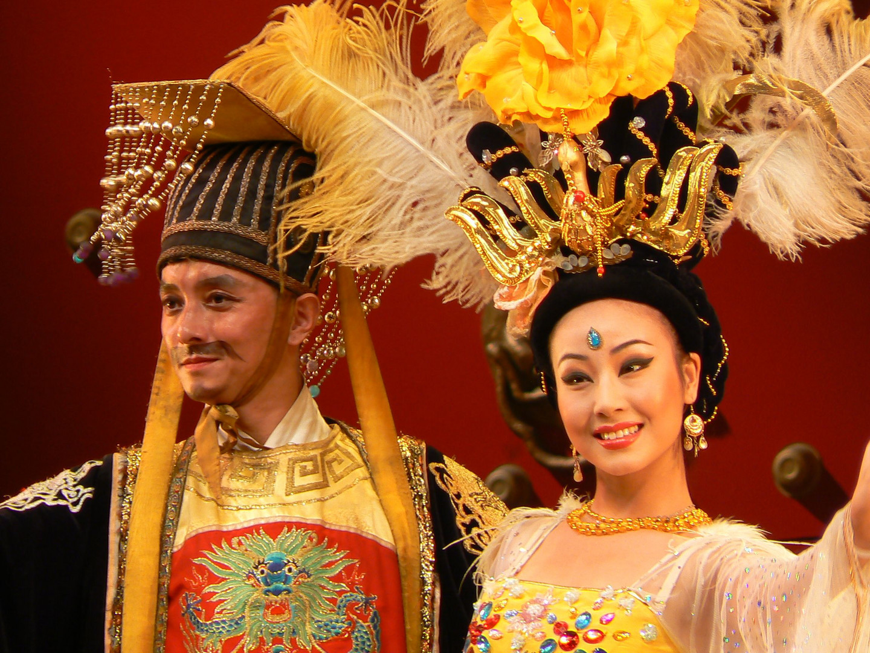 Tänze der Dynastie Tang
