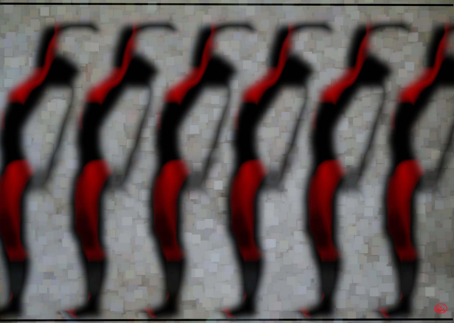 Tänzerinnen #2