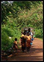... Tafi Atome, Ghana ...