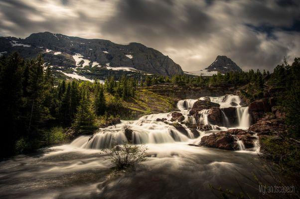 Tag 22: Many Glacier Nationalpark