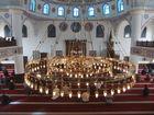 Tag der offenen Moscheen am 3. Oktober 2013 - die Merkez Moschee in Duisburg