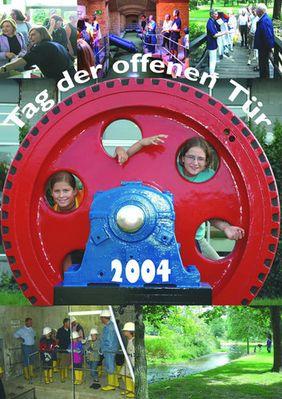Tag der offenen Tür 2004