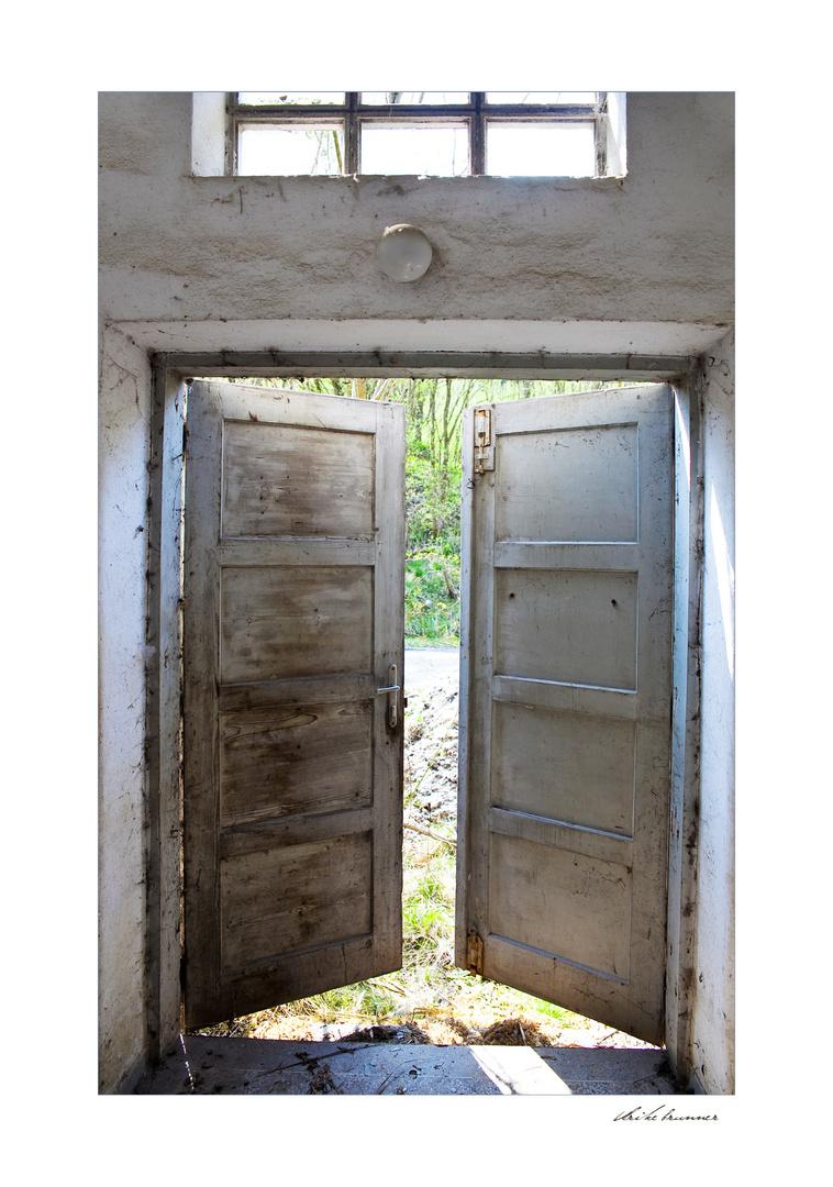 Tag der offenen Tür ...