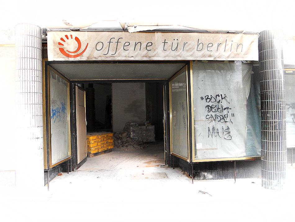 Tag der offenen Tür in Berlin...