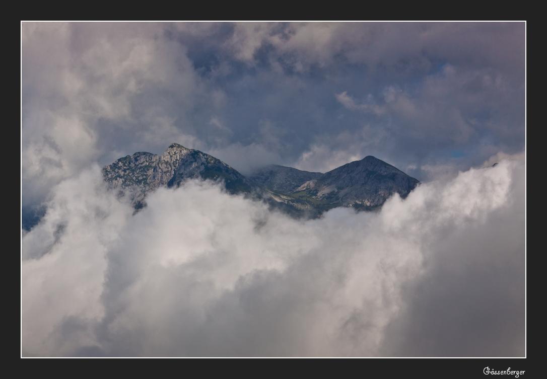 Tag der tiefen Wolken II