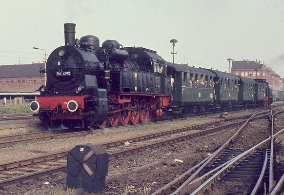 Tag des Eisenbahners