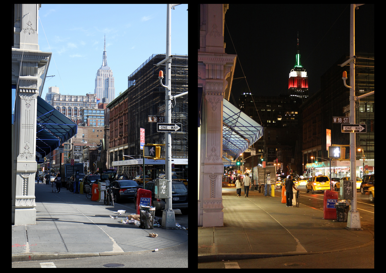Tag und Nacht - Night and Day