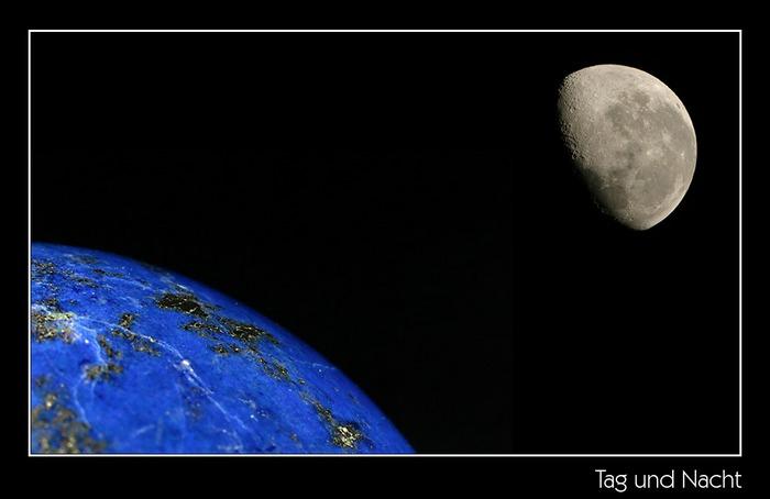 Tag und Nacht - Unser blauer Planet