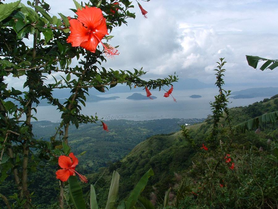 Tagaytay (südlich von Manila)