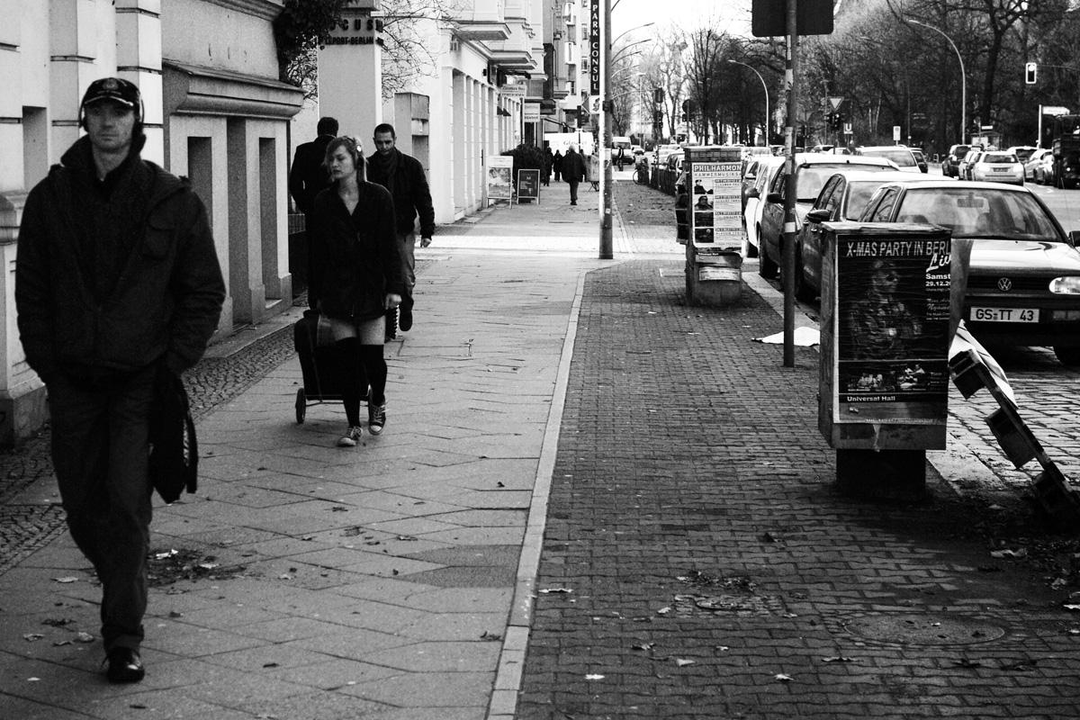 Tage in der Stadt
