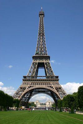 Tage in Paris , die zweite