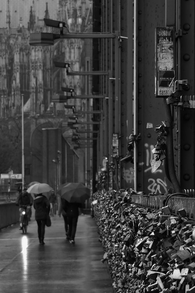 Tage mit Regen!