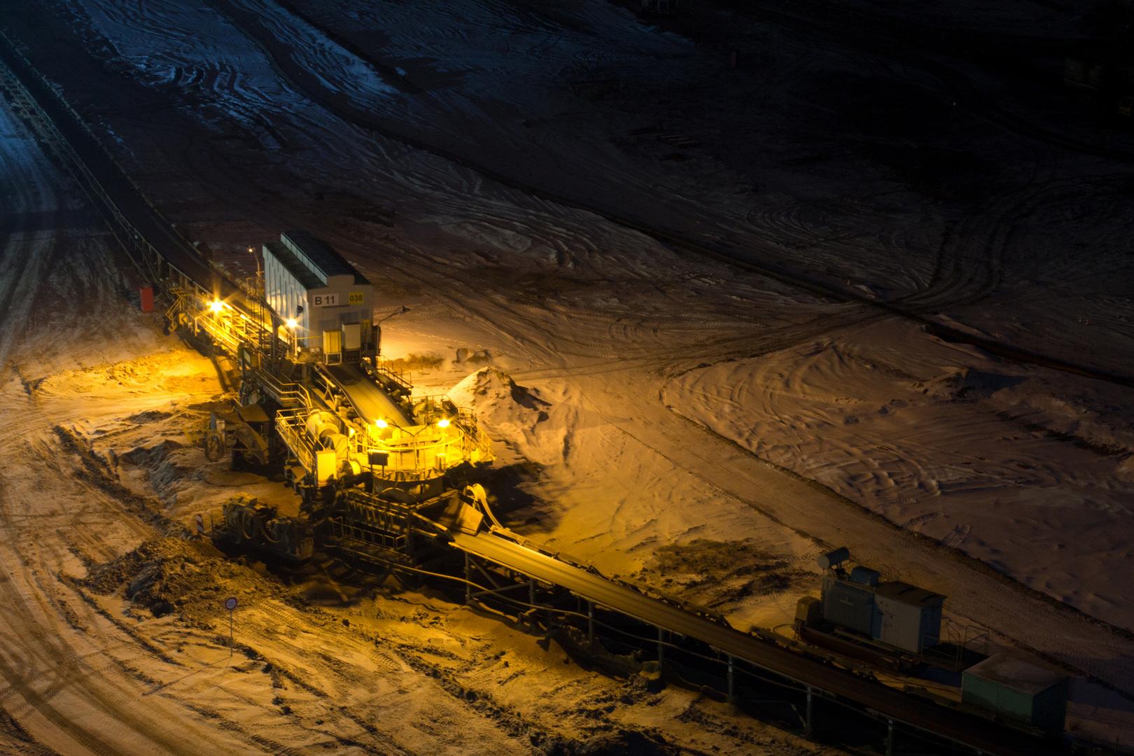 Tagebau-Garzweiler-Förderband