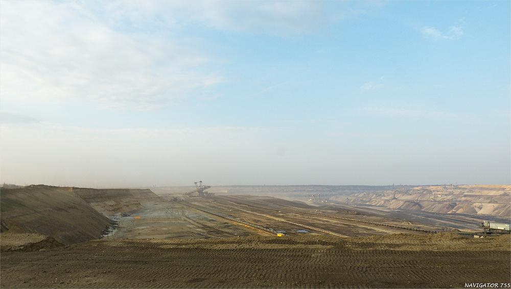Tagebau Garzweiler II / 2 - 2013