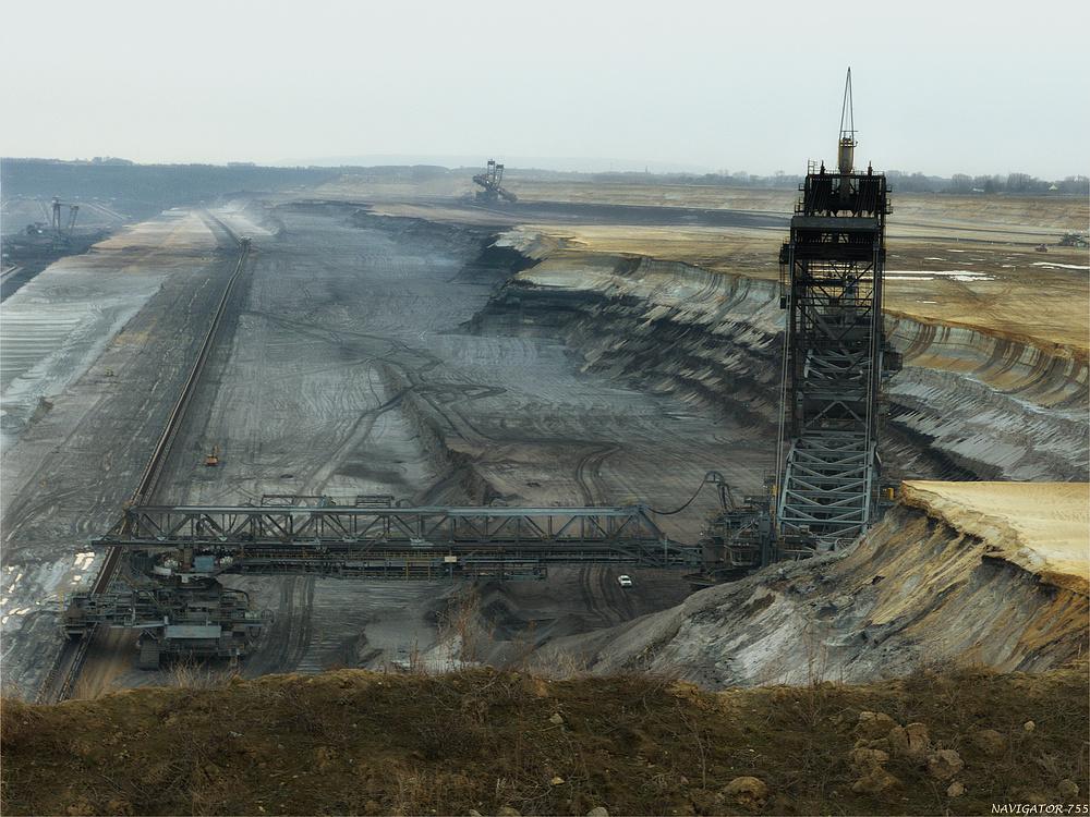 Tagebau Garzweiler II / 3 - 2013