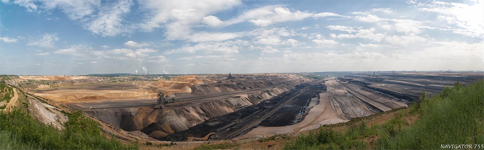 Tagebau Garzweiler II / 4 - 2013