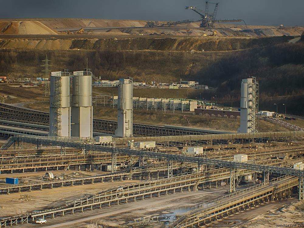 Tagebau Garzweiler II / 5 - 2013