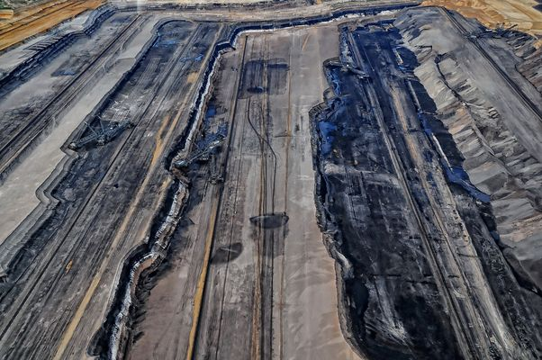 Tagebau in NRW