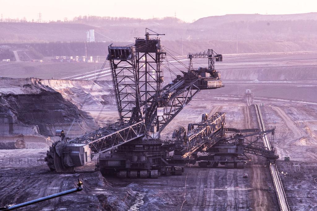 Tagebau Indeland