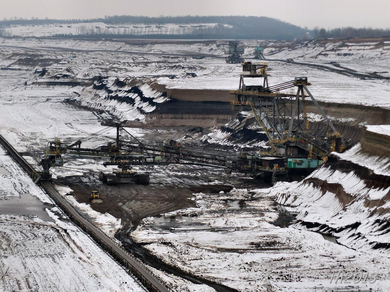 Tagebau Profen - Baufeld Schwerzau