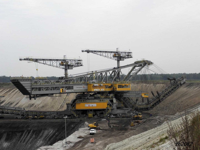 Tagebau Reichwalde Bagger 1302