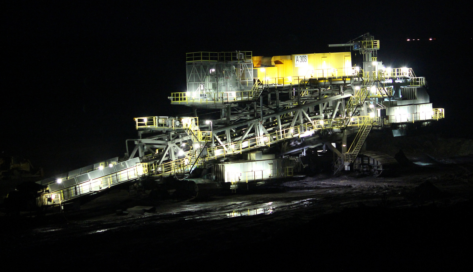 Tagebau Welzow A 303