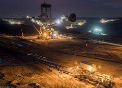 Tagebaubetrieb