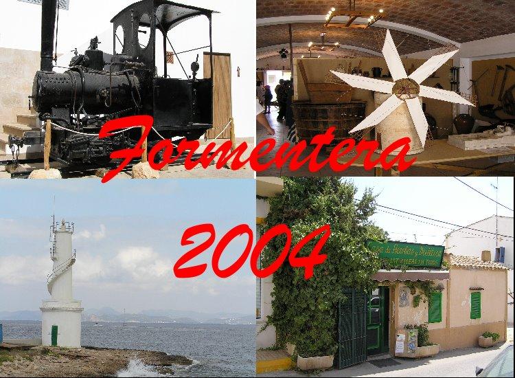 Tagesausflug 2004 nach Formentera