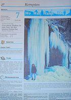 Tageszeitung & Eiszeit