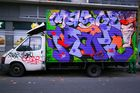 Tags truck
