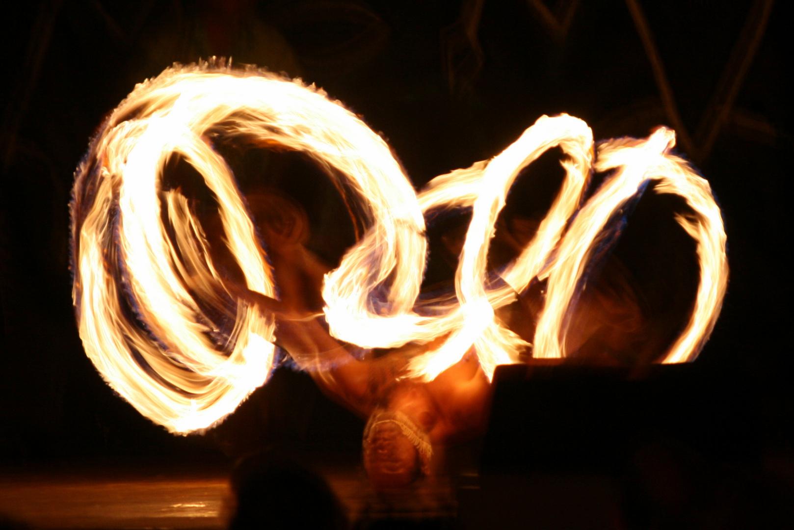 Tahiti Firedancer