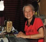Tailor in Kandal Market