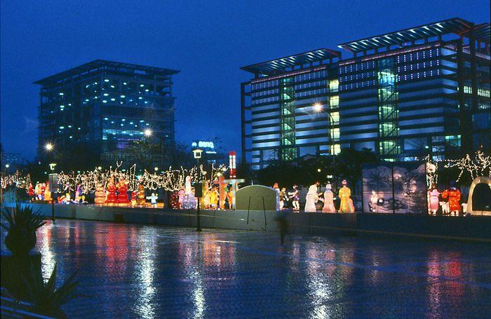 TAIWAN: Taipei-Festa delle lanterne