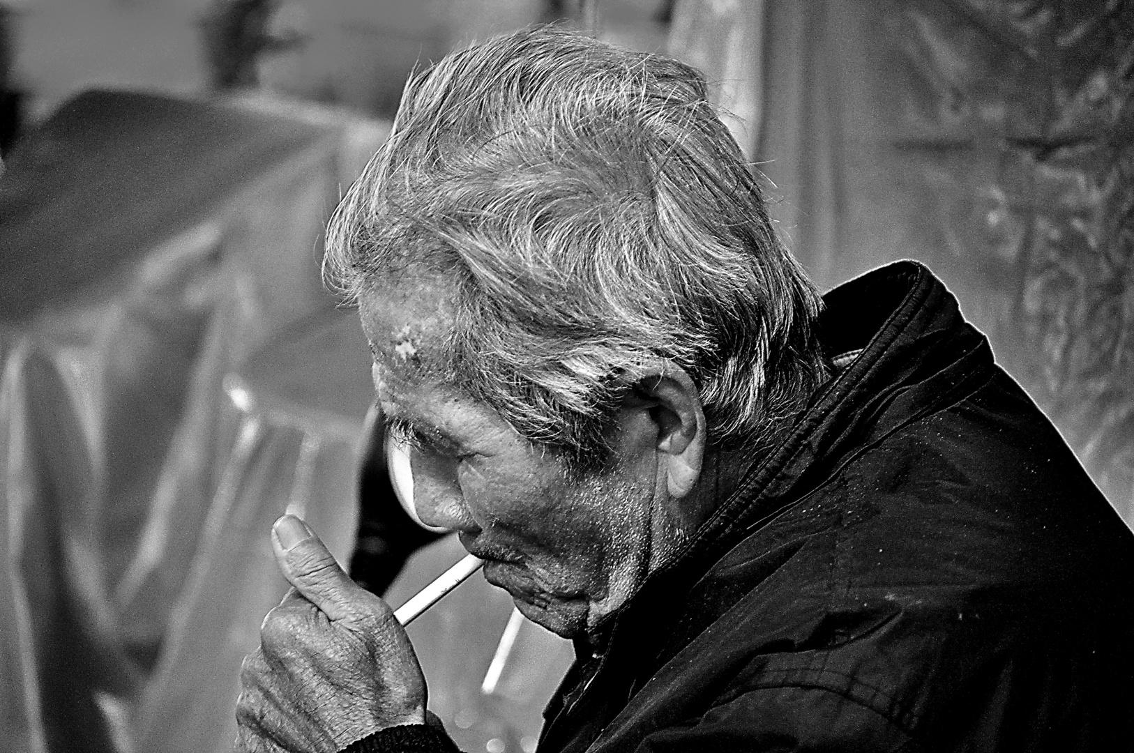 Taiwanese smoker