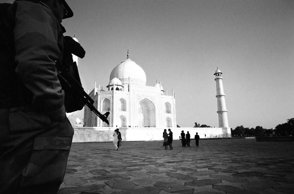 Taj and Terrorthreat
